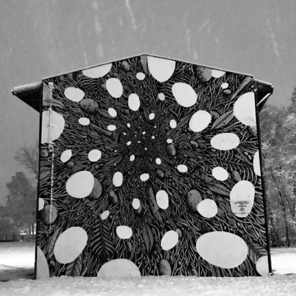 Deep winter – Fundacja Urban Forms | Lodz (PL)